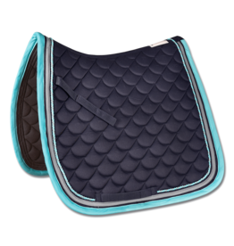 SADDLE PAD ROM NIGHT BLUE