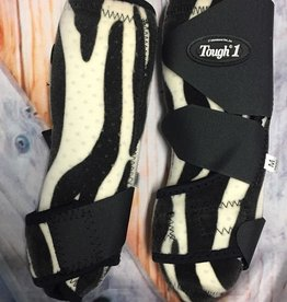 SPORTS MED BOOTS ZEBRA PRINT TOUGH1