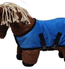 Crafty Pony Fleece Rug & Book