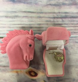 NECKLACE HORSE PENDANT W/ HORSE