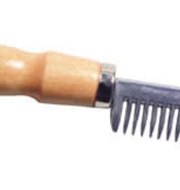 Wooden Handle Pulling Comb