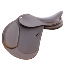Arora Double leather Jumping Saddle RHC