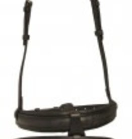 Noseband Cavesson Raised