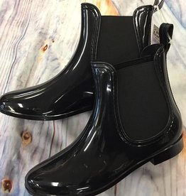 Ladies waterproof pull on paddock style boot
