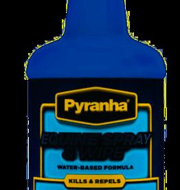 Pyranha equine spray and wipe