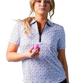 San Soleil Polo Shirt Short Sleeve San Soleil
