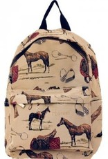 Backpack Canvas Tapestry