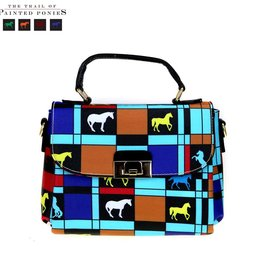 The Trail Of Painted Ponies Collection Mini Satchel