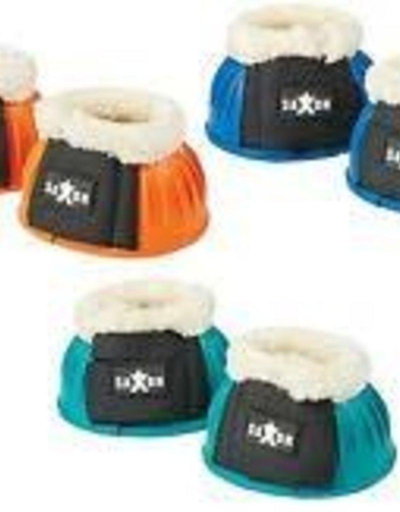 SAXON Bell Boots Saxon Fleece Trimed