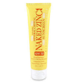 NAKED ZINC SUNSCREEN 3OZ