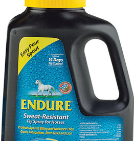 Farnam Endure Sweat-Resistant Fly Spray 50oz Refill