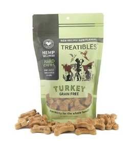 Treatible Turkey Grain Free Dog Treat 45ct