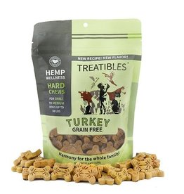 Treatible Hard Chews Turkey small