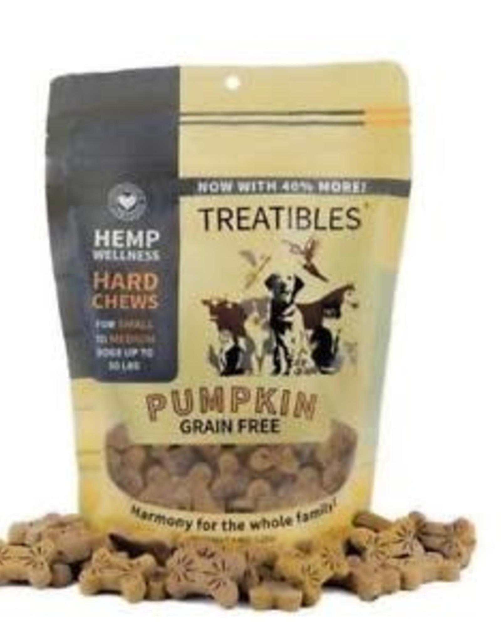 Treatible Pumpkin Grain Free Hemp small