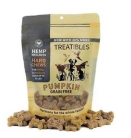 Treatible Pumpkin Grain Free Hemp small