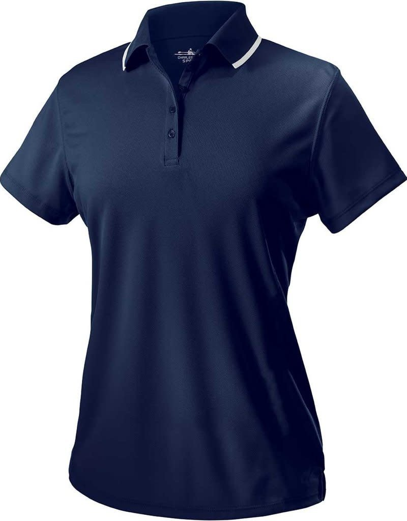 Charles River Woman's Classic  Wicking Polo