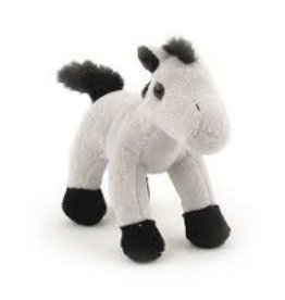 "Toy Standing Burro 6"" plush"