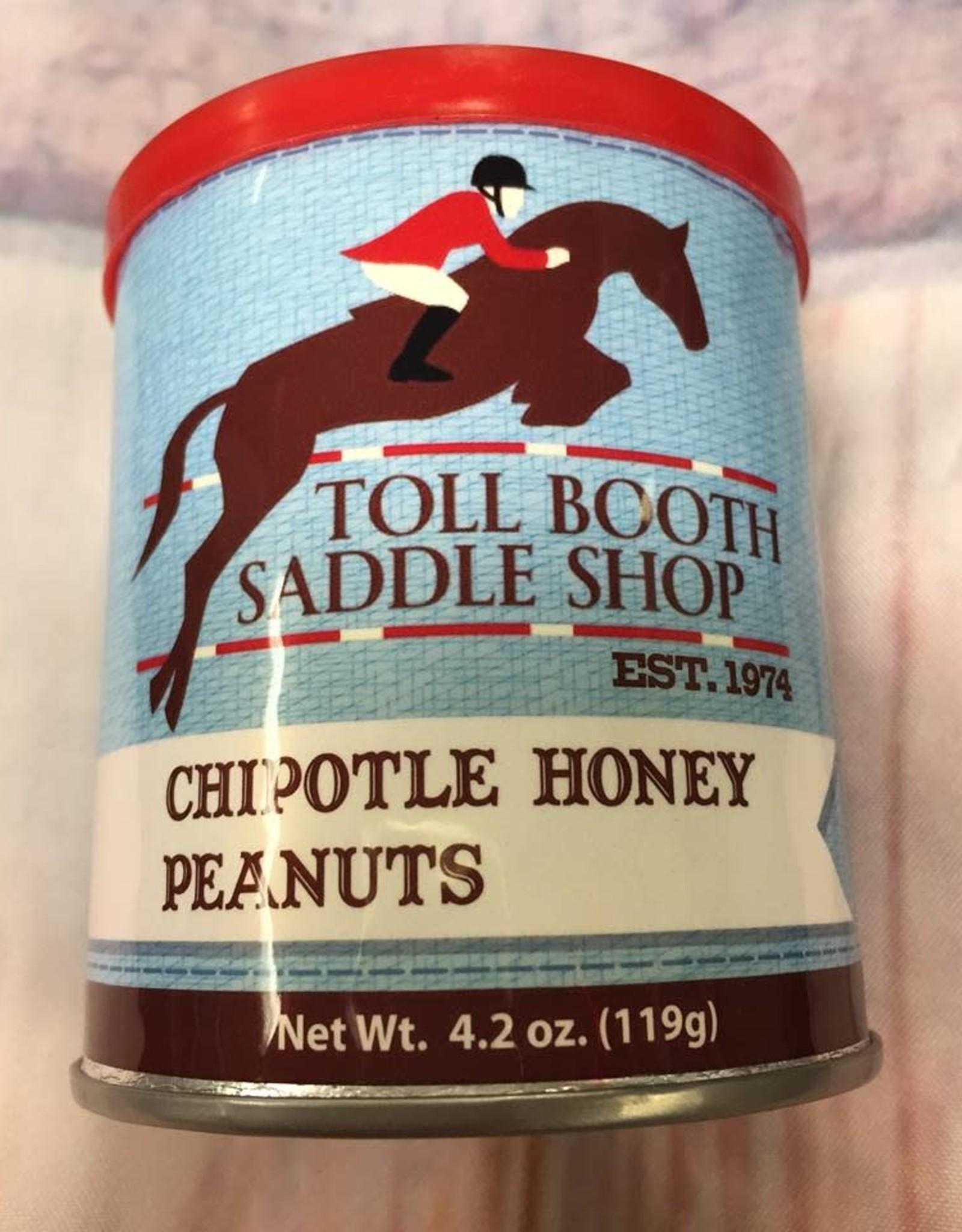 Chipotle Honey Peanuts 4.25oz
