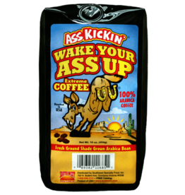 Wake your ass up coffee