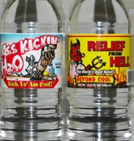 Ass Kickin' H20 / Relief From Hell Water
