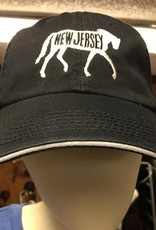 Baseball cap embroidered New Jersey