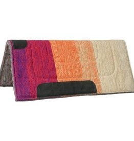 Tough 1 Saddle Pad Western Felt Fandango