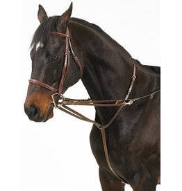 Camelot Camelot German Martingale Brown Horse