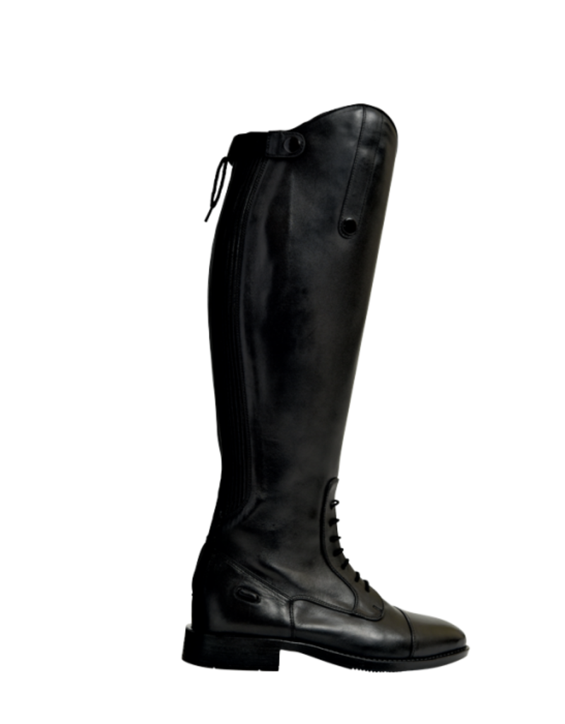 Royal Highness Leather Field Boot With Zip RHC