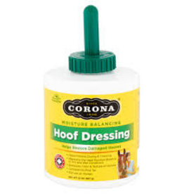 Hoof Dressing Corona W/Brush