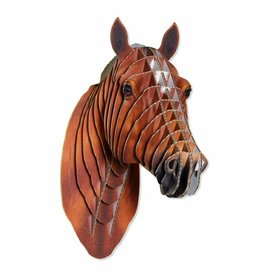 Safari Pippin Large Sized Cardboard Horse Head