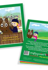 Crafty Pony Story Book