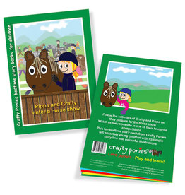 Crafty Pony Story Book