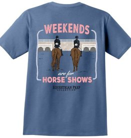T-Shirt Weekends are for Horse Shows