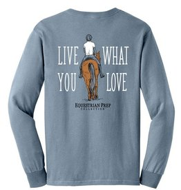 Stirrups Kids T shirt - Live for what you love