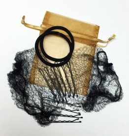 RWR RWR® Ultra Sheer Bun Net Kit