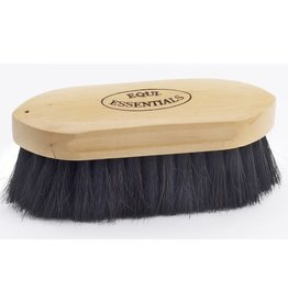 Equi-Essentials Wood Back Dandy Brush with Horse Hair Small