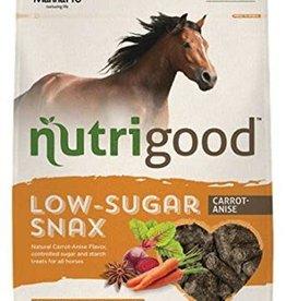 Nutrigood Low Sugar Snax Carrot