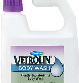 Farnam Vetrolin Body Wash with hose attachment