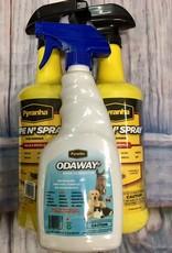 pyraynha Purchase 2 Pyranha Wipe & Spray get an Odaway free