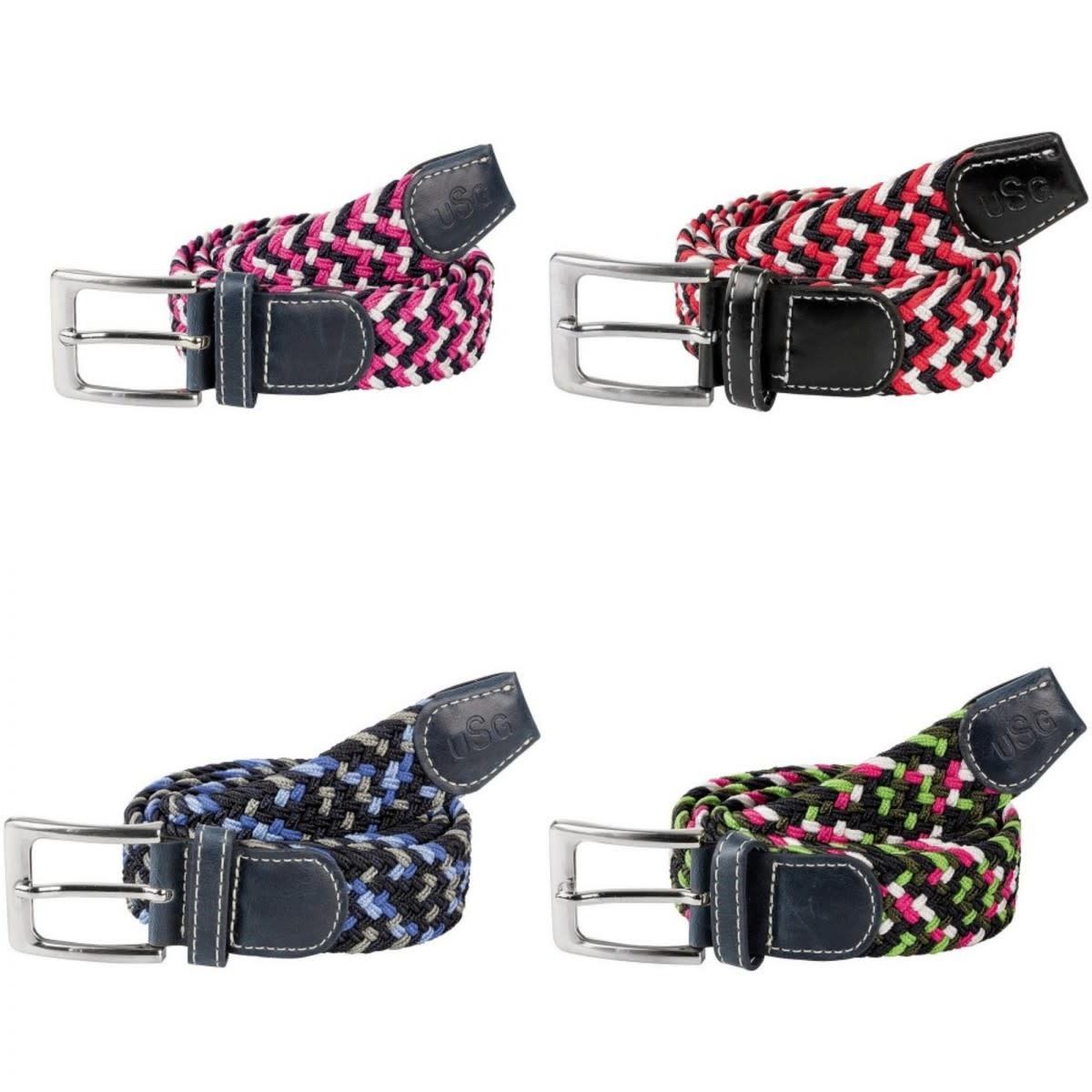 USG Casual Braided Belt