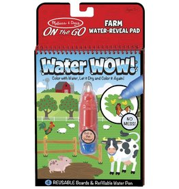 Melissa & Doug Water Wow On the Farm Activity Set