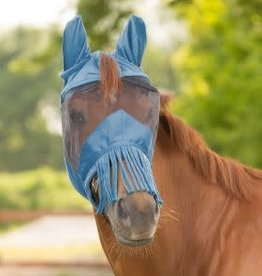 WALDHAUSEN Fly Mask with Fringe