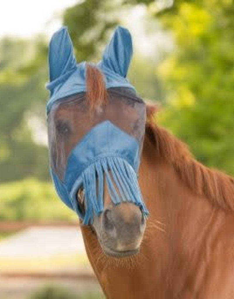 WALDHAUSEN Fly Mask with Fringe