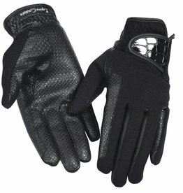 Tuff Rider Gloves Grippy Alligator