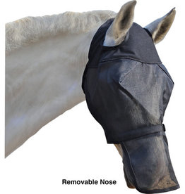 Ultra Shield Fly Mask with ears and removable nose Horse Size