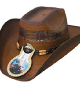 Western Hat Canvas Two Tone