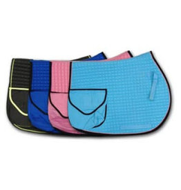 Cotton Trail Riding Pad W/Pockets