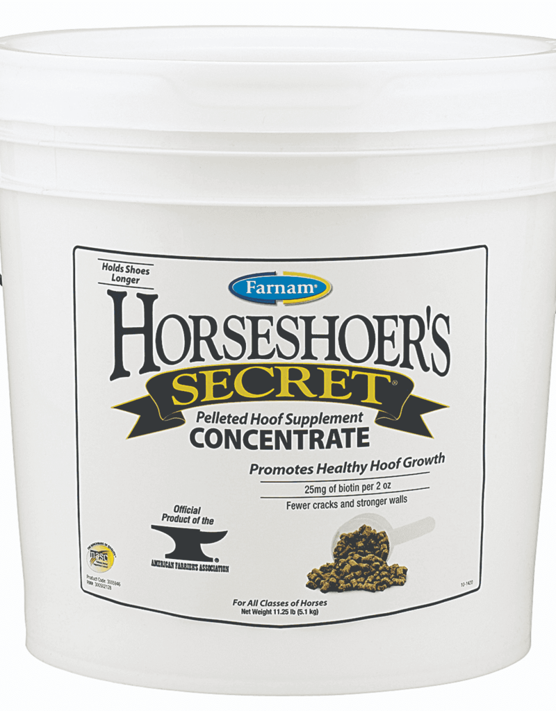 Horseshoer's Secret Concentrate 11.25lb
