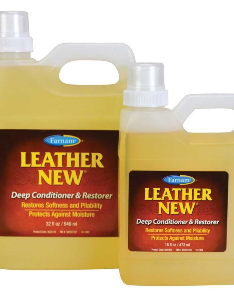 Leather New Deep Conditioner & Restorer 16oz