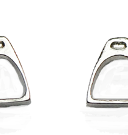 "Earring Small Stirrup ""SILVER"